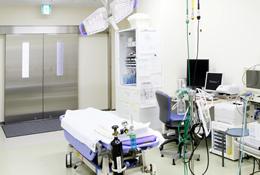 救急処置室