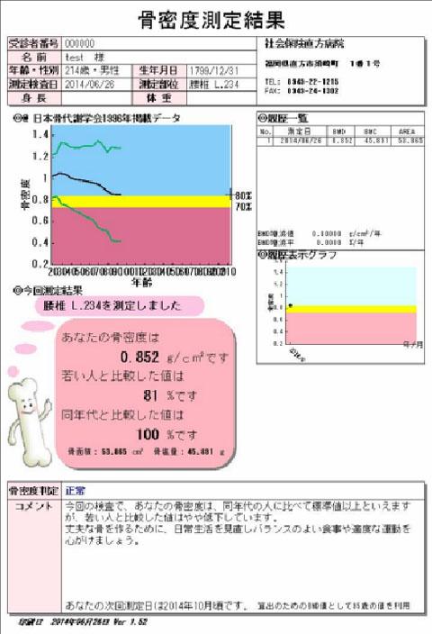 骨量測定1